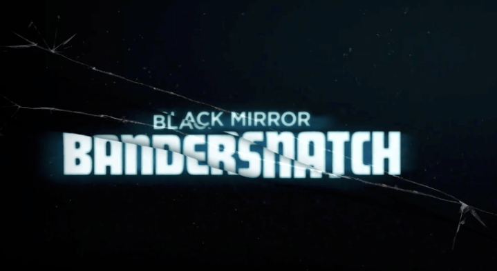 Black Mirror's Bandersnatch netflix Title