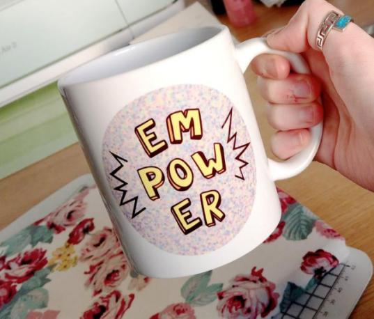 empower-feminist-mug-etsy-guide-shop